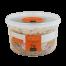 Cubo de espuma de sal marina con tomate y albahaca 600 g