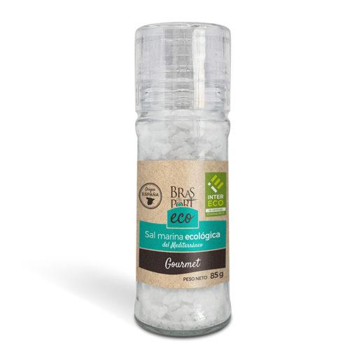 Molinillo Sal gruesa Eco 85g tapa
