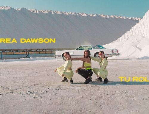 La cantante Andrea Dawson graba Tu Rollo en Bras del Port