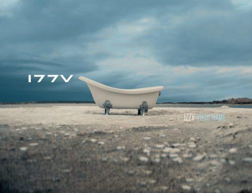 La cantante Izzy graba el videoclip Your Name en las salinas Bras del Port