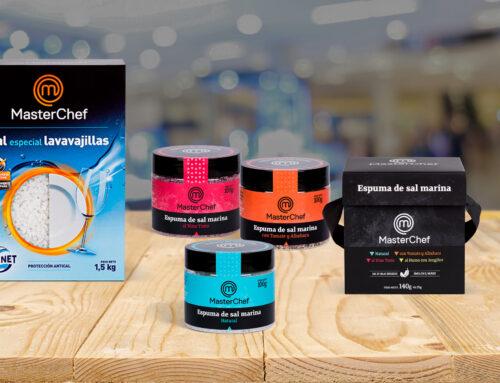 Polasal presenta su gama de sales premium MasterChef