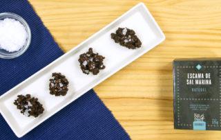 Receta rocas chocolate