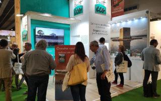 Stand en Organic Food Iberia 2019