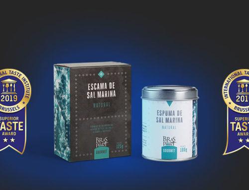 Los premios 'Superior Taste Awards' distinguen las sales gourmet de Bras del Port