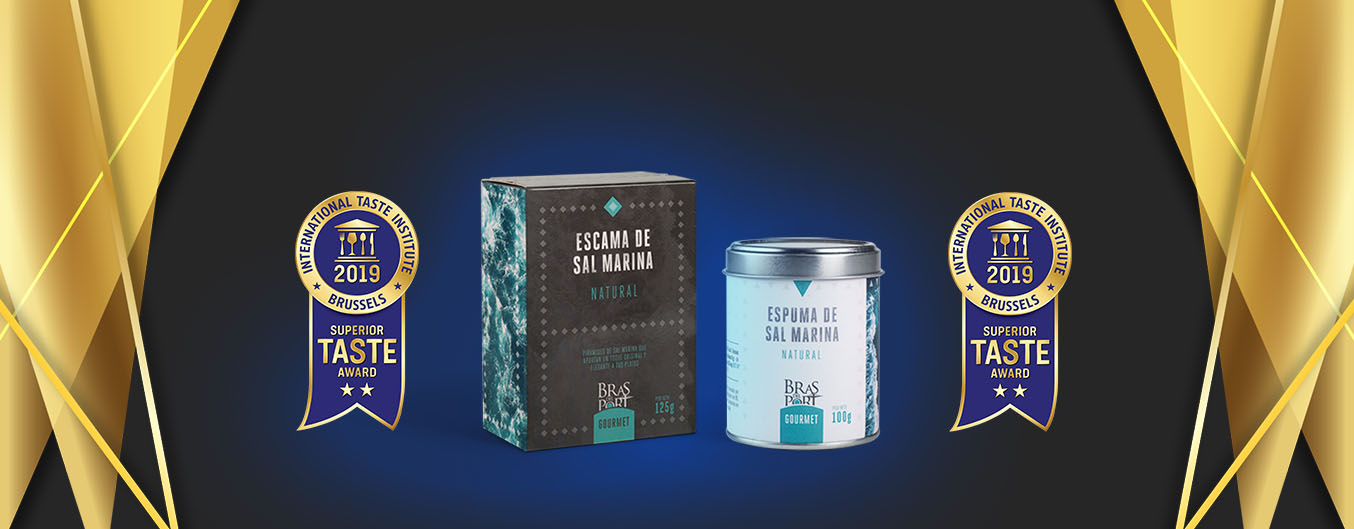 Espuma y escama premio Superior Taste Awards